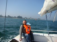 Balade nautique sur Ty Kata en famille