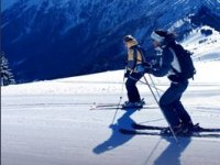 Ski en Vallee Blanche