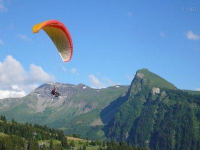 Aero-Bi Parapente Spedriding