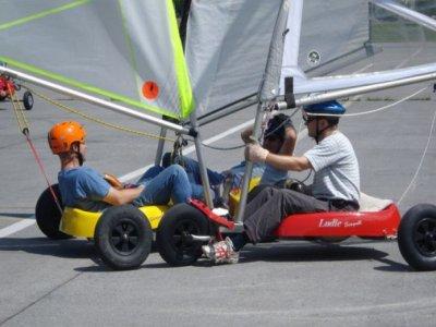 Fast Fun Ludic Kart à Voile Char à Voile