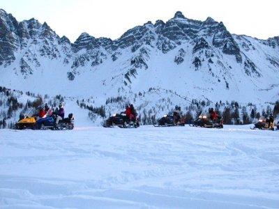 WinterScoot Motoneige