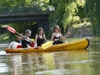 Canoe en famille ou entre amis dans le 27