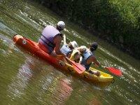 Faire du canoe dans le 27