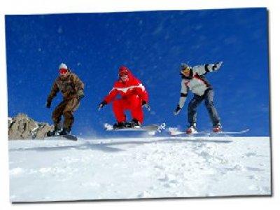 ESF Les Orres Snowboard