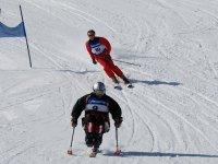 Ski debout