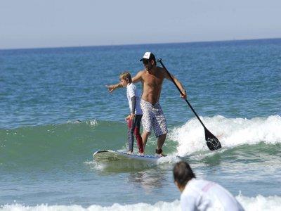 Manusurf School&Camp Paddle Surf