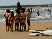 Surf Enfant avec Manusurf