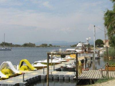 L'île aux Loisirs Location de Bateaux