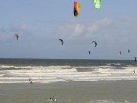 Sortie de groupe en kite