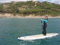 Profiter d une promenade en Paddle Surf avec Force 7
