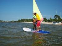 Windsurf pour les plus petits avec Force 7