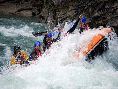 NCKD Rafting