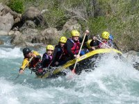 rafting pallaressa