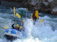 rafting béarn
