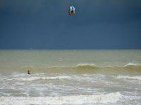 Vive le kite en Baie de Somme