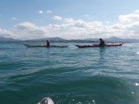 randonnée en kayak de mer
