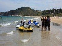Venez decouvrir les cotes bretonnes en Jet Ski avec Rand Eau Jet