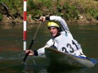 Competition de kayak dans le 27