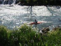 kayak de loisirs et de competition