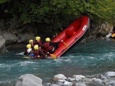 Nunayak Moaï Rafting