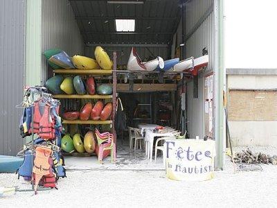 Canoë Kayak Club Arc sur Tille Canoë