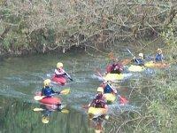 Canoe kayak Tille