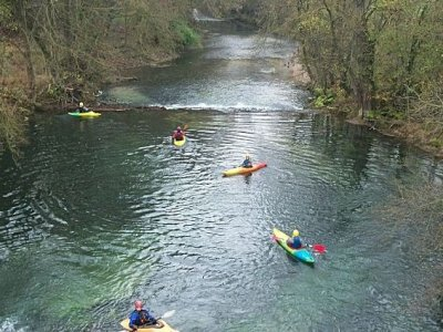 Canoë Kayak Club Arc sur Tille Kayak