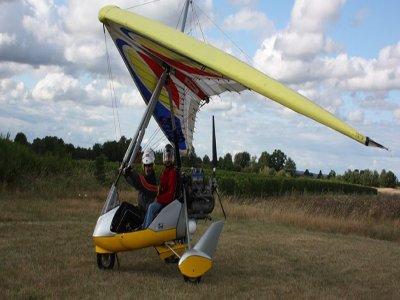 Fun-Parachutisme Vol en ULM