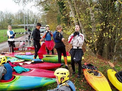 Canoë Kayak Club Arc sur Tille