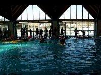 Disciplines du kayak dans le 21