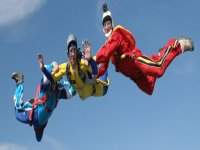 Saut d Initiation Fun Parachutisme