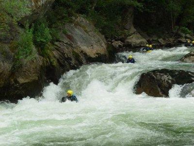 Aude Rafting Hydrospeed