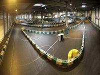 Notre piste de Karting