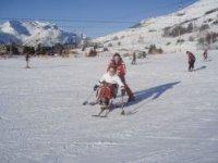 Handiski avec Les 2 Alpes