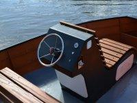 Balade en petit bateau