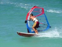 Stages de windsurf adultes et enfants dans el 66