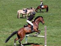Equitation a La Clusaz