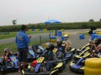 course karting enfant
