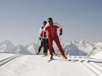 Cours particulier ski nordique