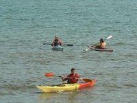 Faire du kayak de mer Normandie