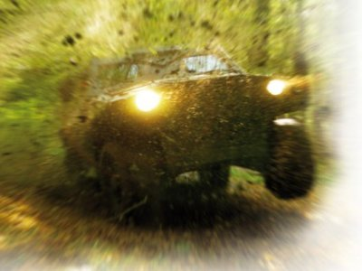 Espace Quilly 4x4 Trails