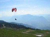 Parapente en Savoie