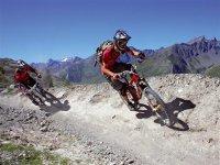 Vtt en Savoie