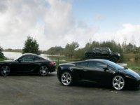 conduire des voitures de luxe