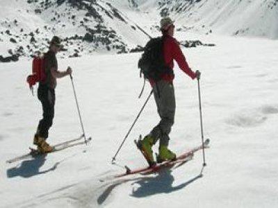 ESF Arc 1800 Ski de fond