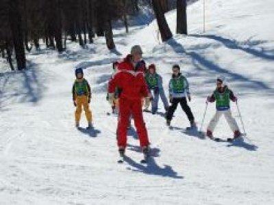 ESF Risoul 1850 Ski