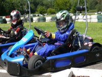 Fun Kid karting enfant dans le 28