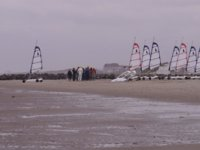 Char A Voile Merlimont