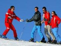 Ski debutant