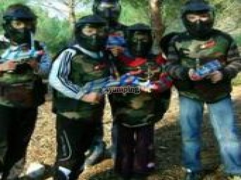 Equipe Paintball Sport Arena